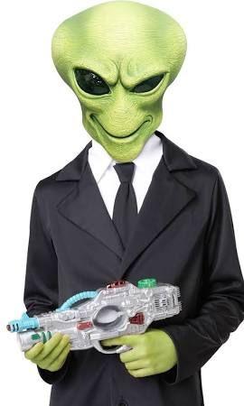 funny alien mask - Google Search