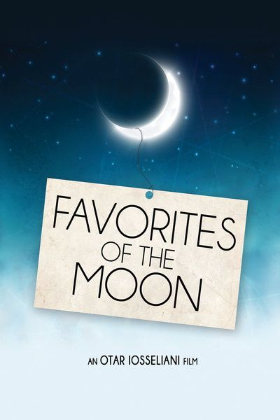 Otar Iosseliani's FAVORITES OF THE MOON (Les Favoris de la lune) is on Hulu