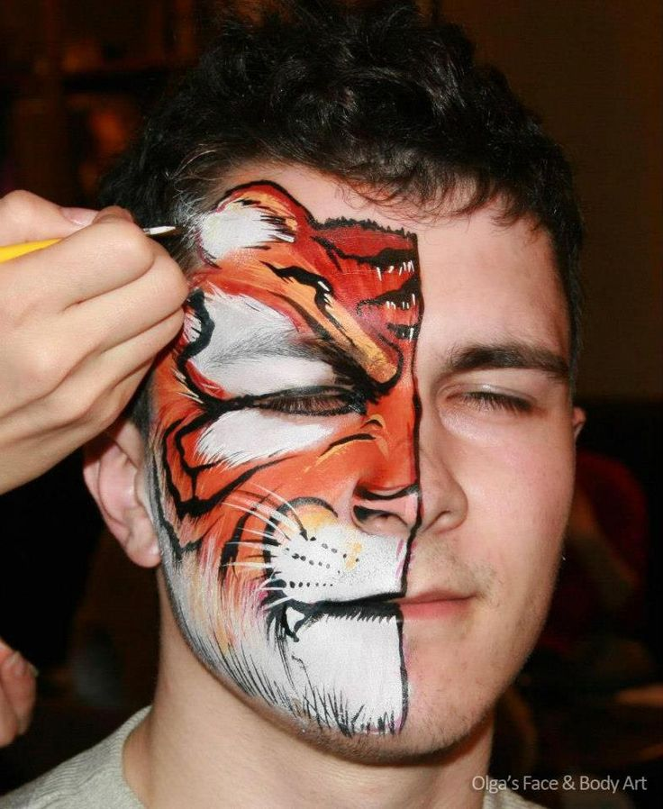 A_Wolfe_brothers_inspired_tiger