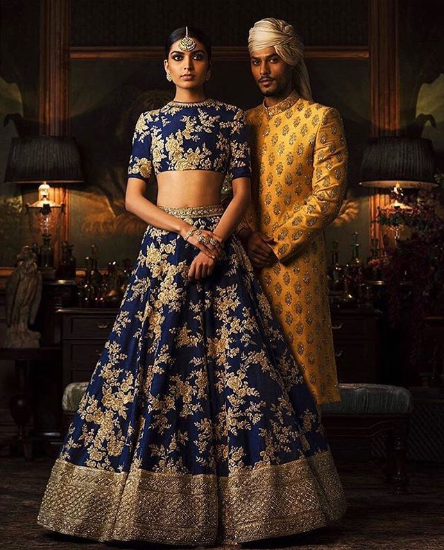 #Sabyasachi #Couture2016 #WinterWeddings #KishandasForSabyasachi #HandCraftedInIndia #TheWorldOfSabyasachi @kishandasjewellery @sabyasachiofficial