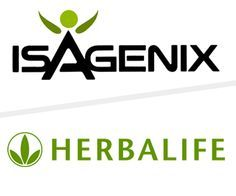 Isagenix vs. Herbalife Review www.jamestrudell.isagenix.com