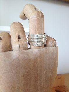 Ring - ontwerp H