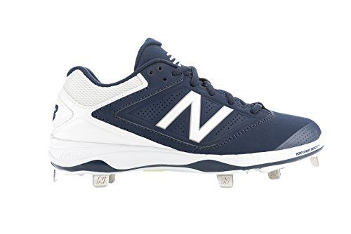 New Balance Women's Sm4040 Low Metal Softball Cleats - http://baseballfootwear.nationalsales.com/new-balance-womens-sm4040-low-metal-softball-cleats/
