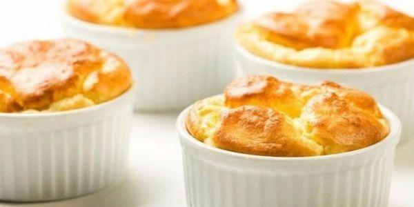 Быстрое суфле из творога: можно на завтрак, а можно и на ночь!