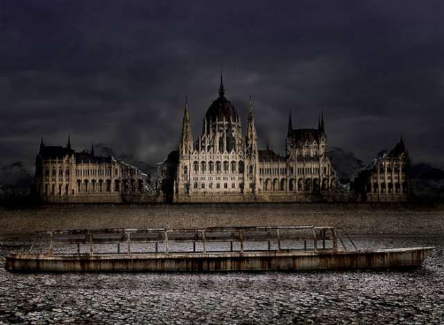 Kıyamet sonrası dünya Budapeşte