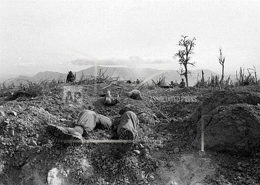 Associated Press International News Vietnam VIETNAM WAR CASUALTIES