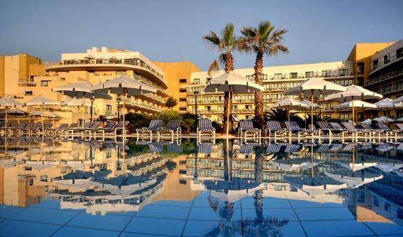 Séjour Malte Lastminute, promo voyage Malte pas cher au Hôtel Intercontinental 5* prix promo Lastminute de 699,00 € TTC au lieu de 817.00 € 8J / 7N