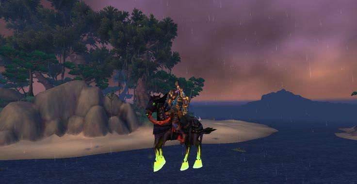 Headless Horseman Mount