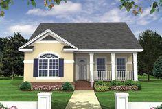 Plan 51011MM: Energy-Saving House Plan