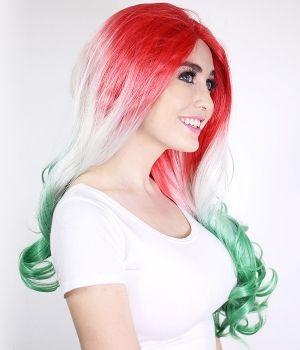 Hasil gambar untuk feature wig ombre trendy