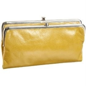 Hobo International wallet...i have this in coral. love mine. Always need more
