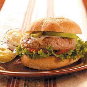 Hamburger recipe with pork sausage