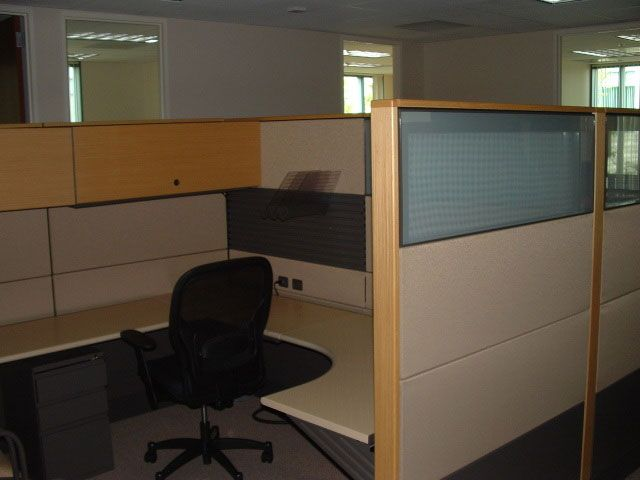 Office Cubicle Decorations, Cubicle Makeover And