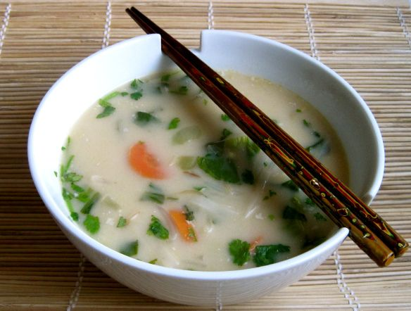 Gluten free vegan, Noodle soups and Soups on Pinterest