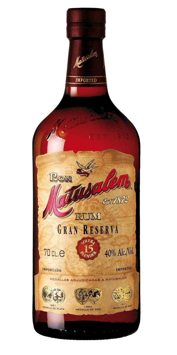 Matusalem Rum - 15 Anos.