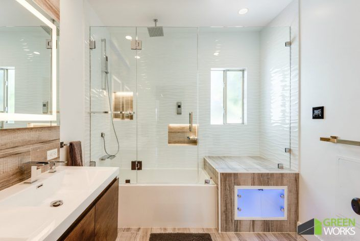 Germain Residence Greenworks Construction And Design Inc