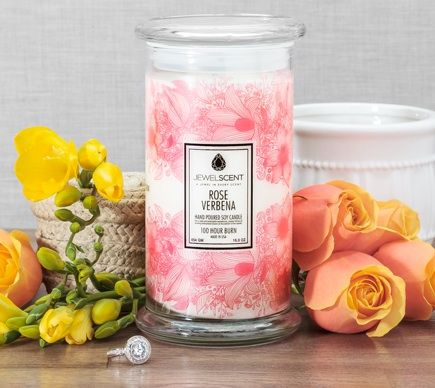 Independence Day: Win a JewelScent Candle of your choice