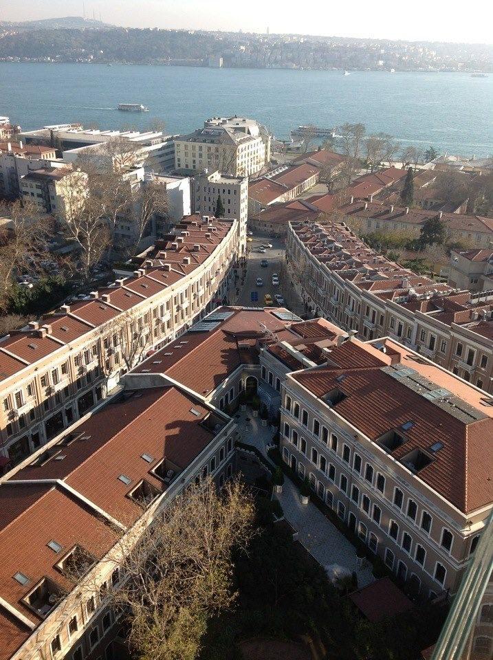 Turkey-Istanbul  Akaretler