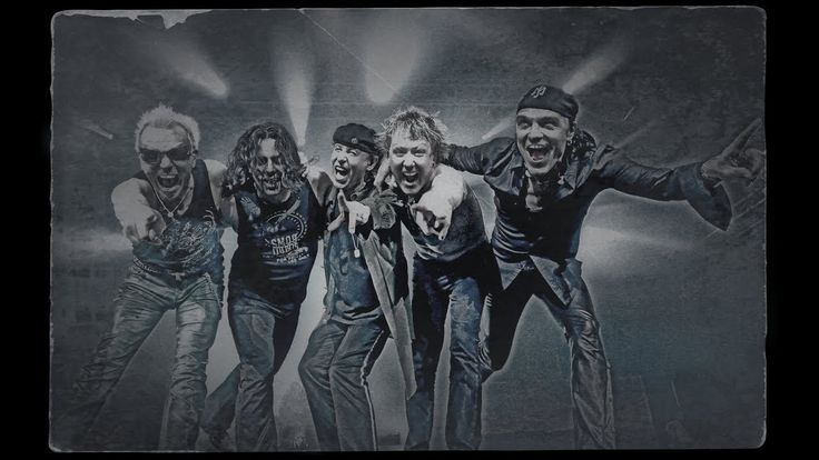 Scorpions - Berlin Philharmonic Orchestra - Rock You Like a Hurricane