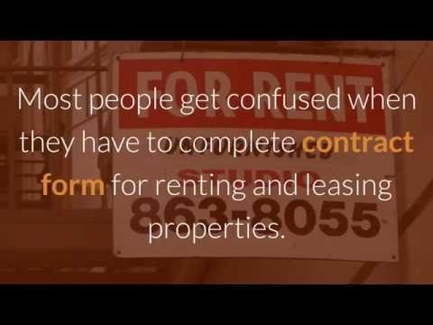 Rent and Lease Template - Download Legal Forms for free.