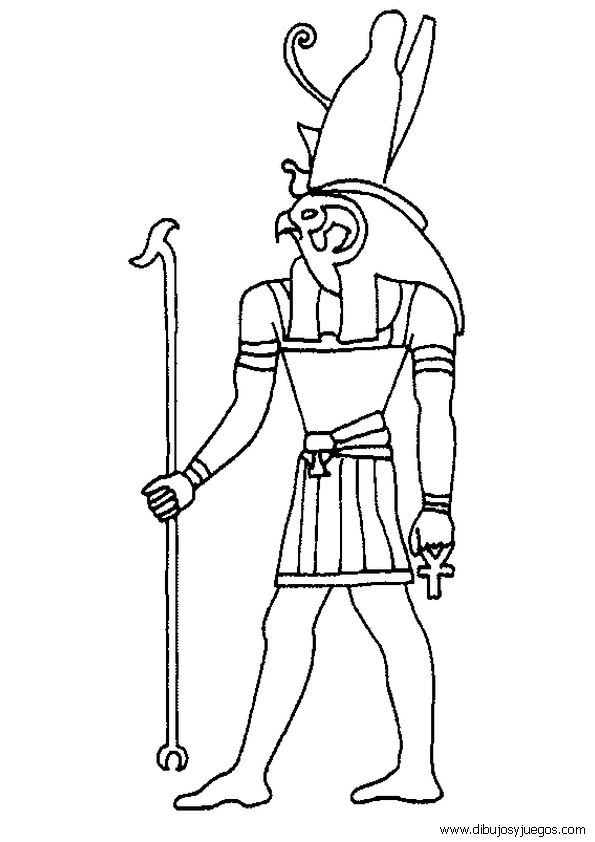 dibujos egipcios para colorear - Buscar con Google ...