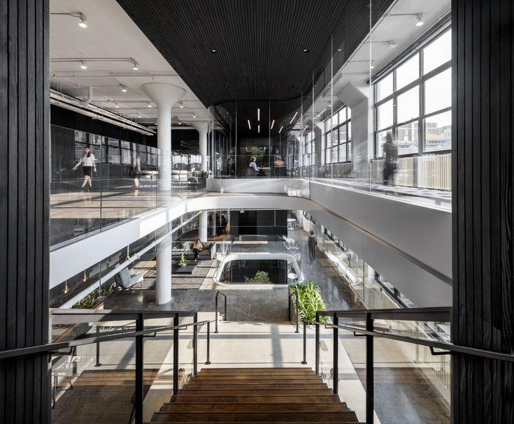 office interior designer. Office Tour Squarespace Offices U2013 New York City InteriorsDesign Interior Designer