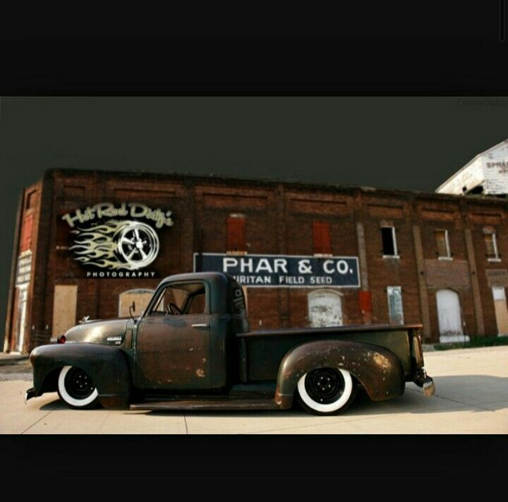 Chevy Truck Wheels >> chevy 3100 | rust buckets | Pinterest | Cars, Rats and Wheels