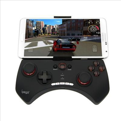 iPega Bluetooth Controller  http://ordanburdan.az/products/ipega-bluetooth-controller/ Игровой контроллер iPega.
