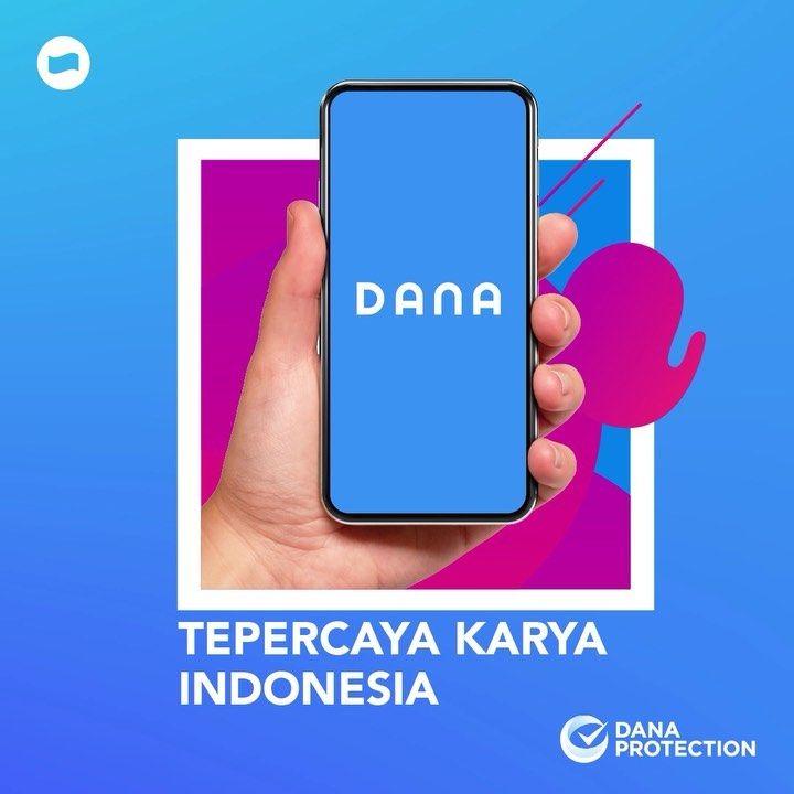 Dana Dompet Digital Indonesia Tepercaya Karya Indonesia Transaksi Dapat Dipercaya Lho Karena Garansi Uang Kembali Tem Ayo Download Aplikasi Dompet Indonesia