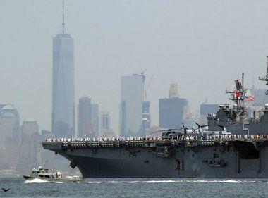 Fleet Week 2016: Festivities begin with Parade of Ships - http://www.pufcigs.com/ #ecigs #SINY #NYC #statenisland #cartridges