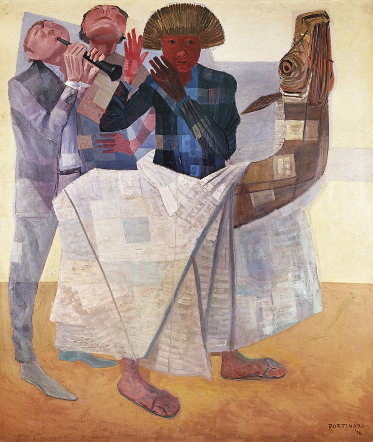 Bumba-meu-boi, 1956 / Portinari