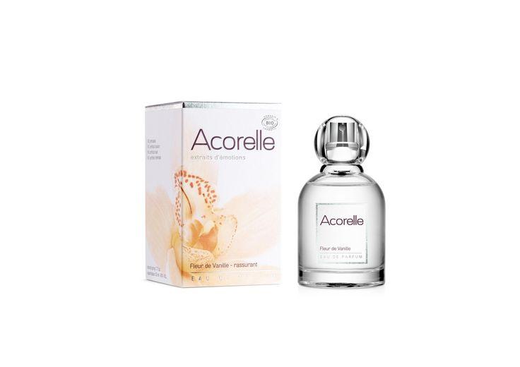 Apa de parfum BIO Vanilla Flower - http://alba.life-care.bio/apa-de-parfum-bio-vanilla-flower/