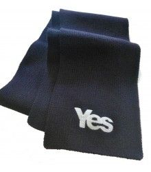 Yes Scotland Scarves #yesscotland