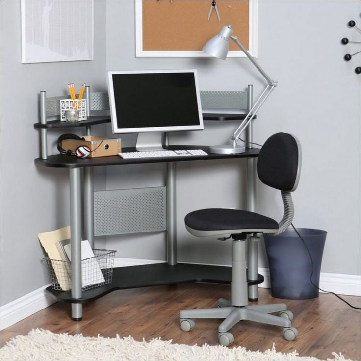 Best 25+ Small computer desks ideas on Pinterest   Small desk ...