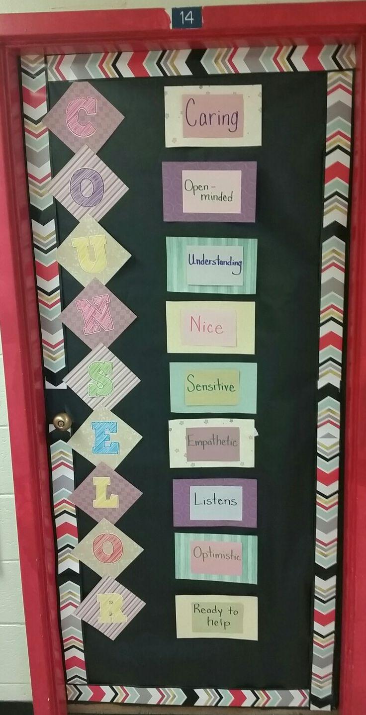 Best 25+ School counselor door ideas on Pinterest | School ...