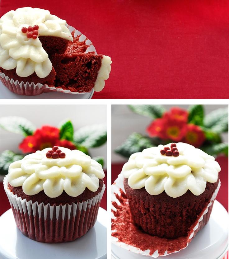 Red Velvet cupckaes - Buddy Valastro recipe