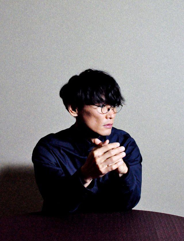 「サカナクション」山口一郎/photo:Naoki Kurozu