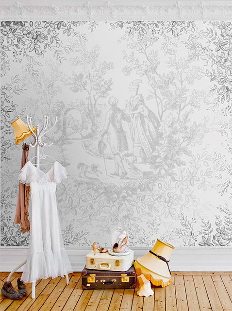 {design inspiration : new wallpaper designs by mr perswall} by {this is glamorous}, via Flickr