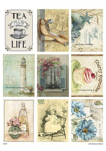vintage sheet 27 life (not sure if still free, but great inspiration ideas)