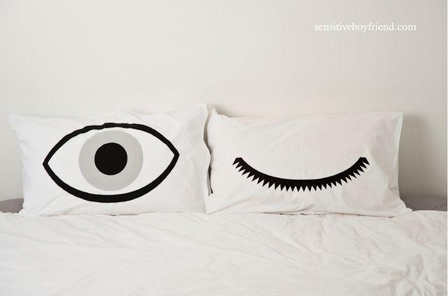 FANCY! Design Blog | NZ Design Blog | Awesome Design, from NZ + The World: Win! Cool as Pillowcase set from Sensitive Boyfriend