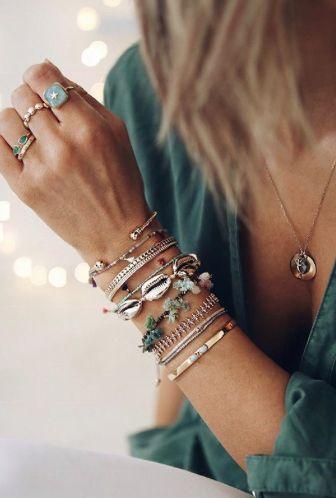 bracelet fantaisie femme tendance 17 – #Bracelet #fantaisie #FEMME #tendance