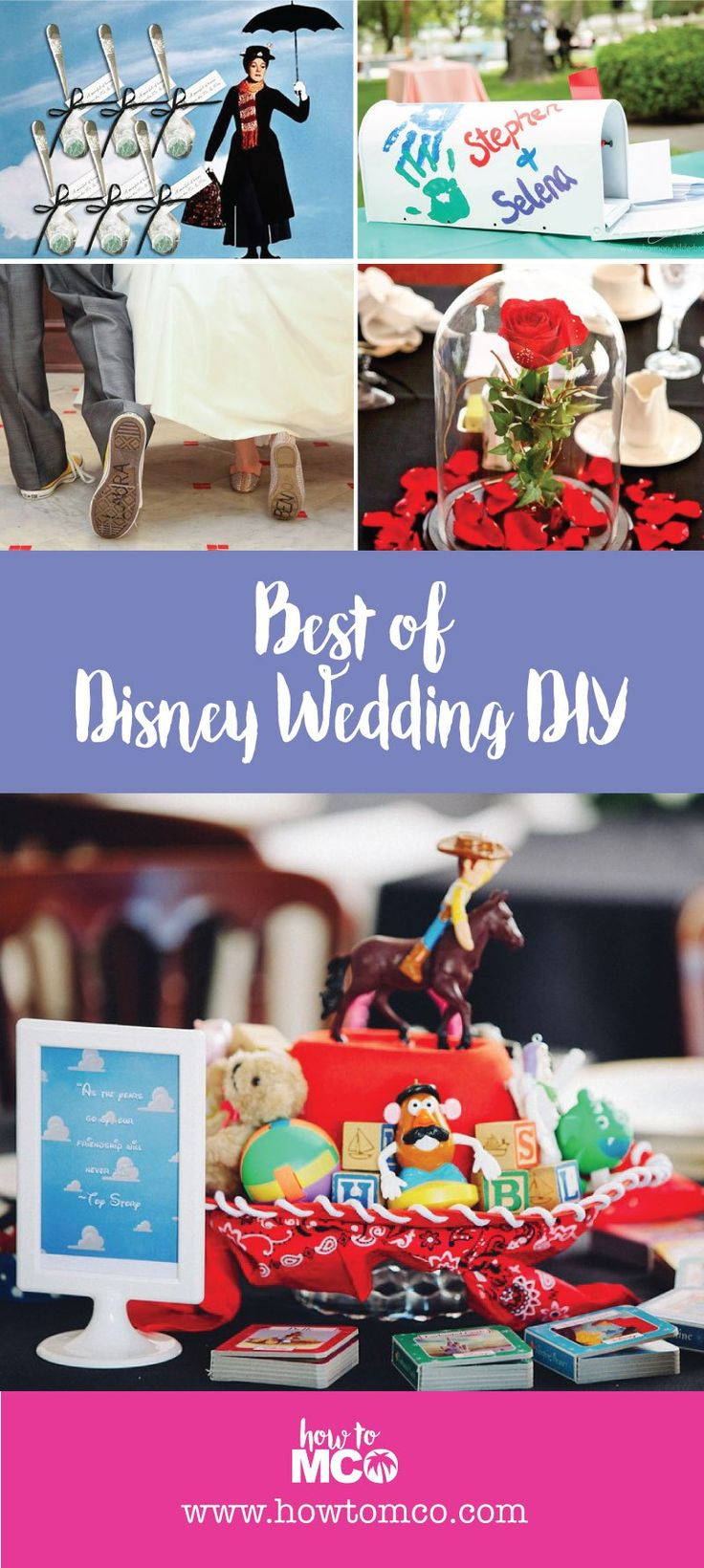 The best of Disney Wedding DIY all collected for you in one spot! You can add…