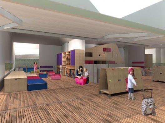 Interior Design For Preschool Classroom ~ Best design school images on pinterest day care