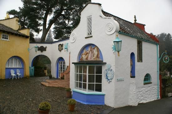 Port Meirion Village, Wales