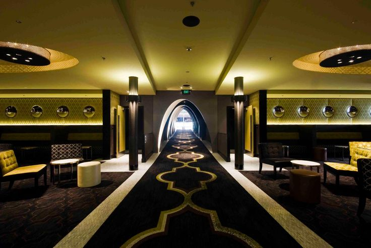 THE BLACK SPARROW. Tucked away underneath the Embassy Theatre in what was originally the orchestra pit is the recently opened Black Sparrow. With its underground setting and opulent surroundings, it alludes to a bygone era.