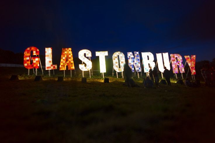 Glastonbury festival - What the end of June is made for.