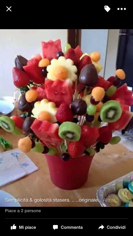 Vaso di ...... Frutta!!!!