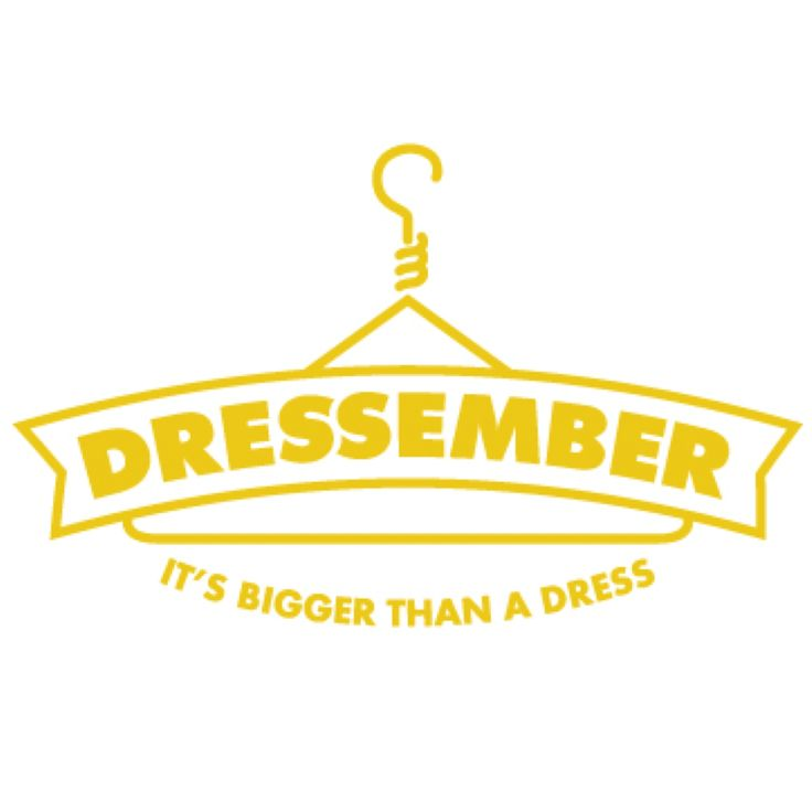 Wear a dress every day for the month of December and raise funds to stop human trafficking!  http://www.dressember.net/