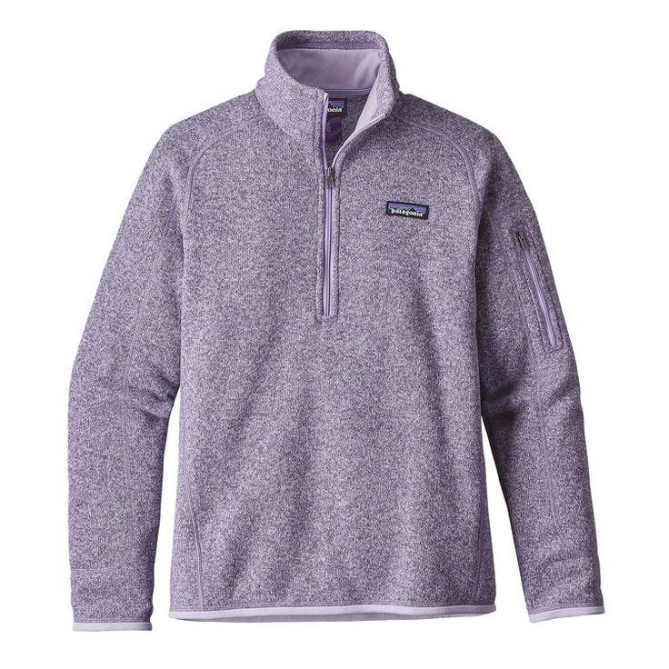 W's Better Sweater® 1/4-Zip, Petoskey Purple (PSKP)