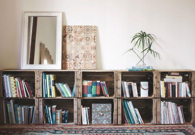 proyecto pendiente: decorar el salón